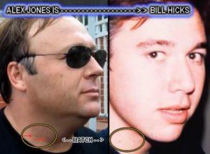 Alex Jones & Bill Hicks